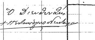 Υπογραφή βαθμολογιών Αγίου Νεκταρίου Διευθυντού Σχολής