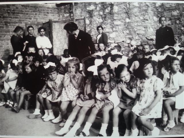 14. Τα παιδάκια του νηπιαγωγείου