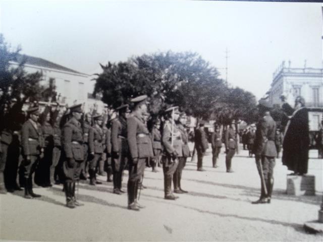 18. Ορκωμοσία αστυνομικών στα Ψηλά Αλώνια