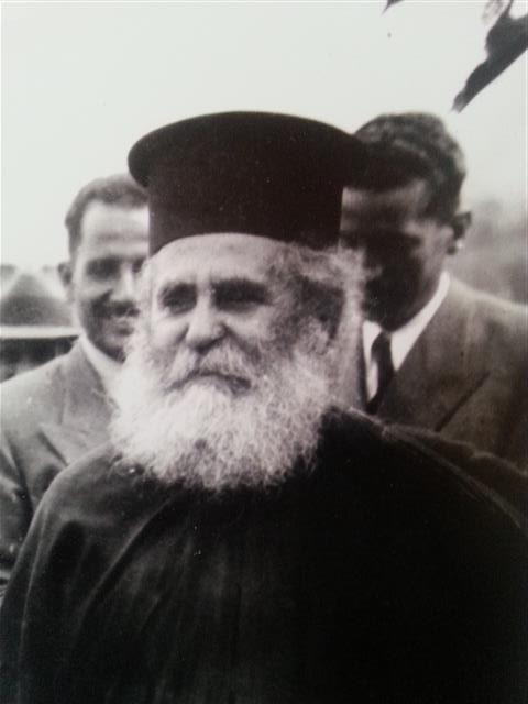 8. Ο π.Γερβάσιος